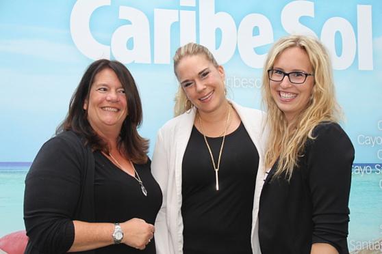 Chaleur et ambiance cubaines, pour le lancement de Caribe Sol 2016- 2017