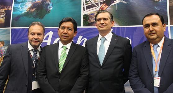 Le nouvel Acapulco se dévoile au SITV :