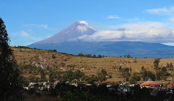 Mexique : Villages magiques, au milieu des volcans