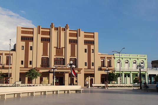 C'était la première fois que la FIT Cuba se déroulait dans la province d'Holguin
