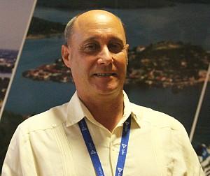 Frank Pais Oltuski, le vice-président du groupe Gaviota