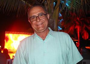 Narciso Sotolongo, sous-directeur ventes et marketing pour les Hôtels Melia Cuba.