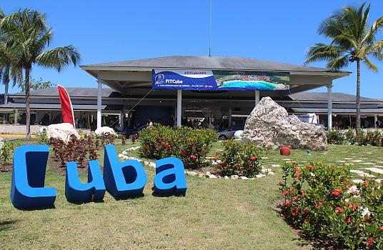 Cette année, le 37ème FIT Cuba se déroulait à l'Hôtel Playa Pesquero, à Holguiin.