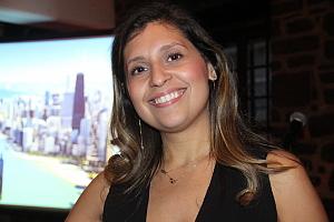 Melanie Perez, directrice des relations de presse Amérique pour Choose Chicago