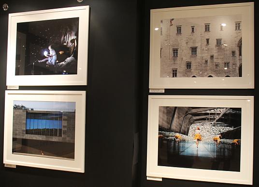 L'exposition Imagine France sera présentée aux Cours Mont-Royal, jusqu'à la fin novembre.