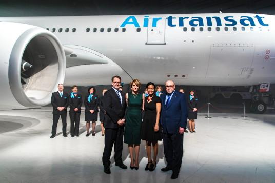 Air Transat célèbre son 30ème anniversaire, avec une nouvelle livrée et plus...