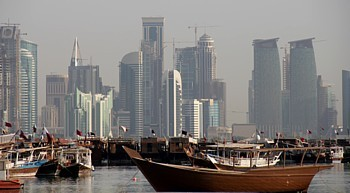Le Qatar: un petit pays, qui voit grand...(reportage)