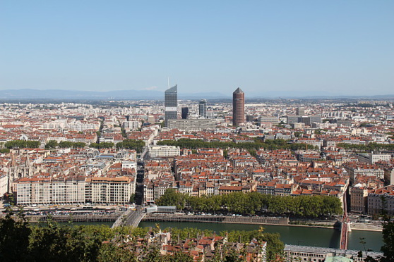 Lyon: la ville des confluences