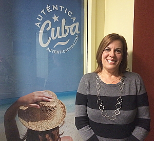 Entrevue avec Carmen Casal, directrice du Bureau de Tourisme de Cuba