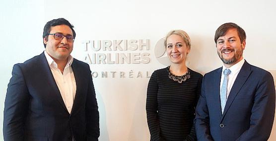 Entrevue : Turkish Airlines veut entretenir des liens d'amitié avec les agents de voyages