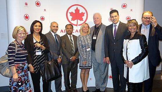 Air Canada souligne avec éclat son nouveau service vers le Maroc