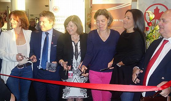 Le service annuel Montréal-Lyon d' Air Canada est lancé !
