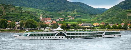 En croisière sur le Danube avec Tours Chanteclerc