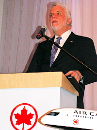 Philippe Couillard - Premier ministre du Québec