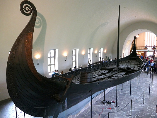 Au Viking Ship Museum