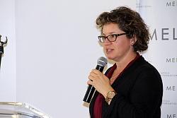 Nathalie Carpentier, représentante Melia pour l'est du Canada