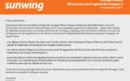 Mise a jour numéro 2 de Sunwing concernant l'ouragan MARIA