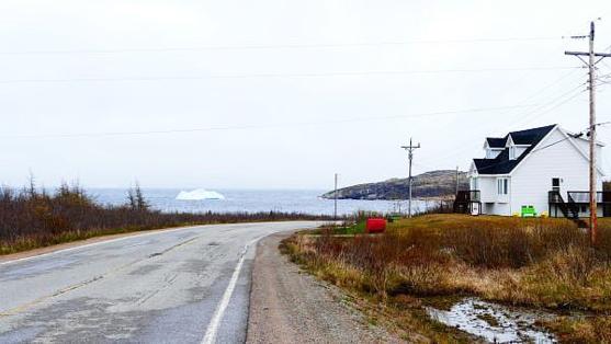 Entre Red Bay et Blanc Sablon.