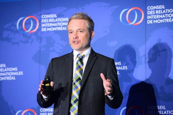 Martin Soucy, PDG de l'Alliance de l'industrie touristique du Québec. (crédit photo : Sylvie-Ann Paré)