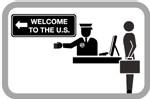 Nouvelles méthodes de fouilles des femmes dans les aéroports américains