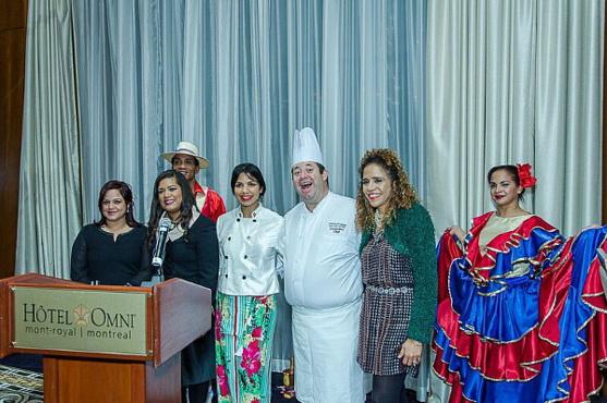La République dominicaine présente ses couleurs et ses saveurs...