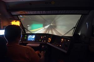 La Suisse ouvre le plus long tunnel ferroviaire du monde