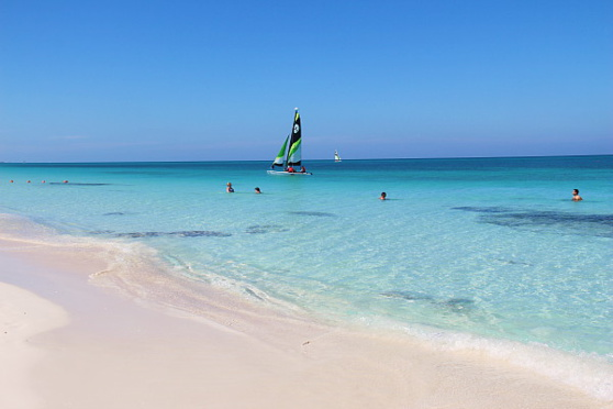 Les plages et la couleur de l'eau en ont séduit plusieurs...