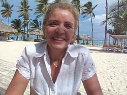Susana Rosa , directrice du Bureau de Tourisme de la République dominicaine