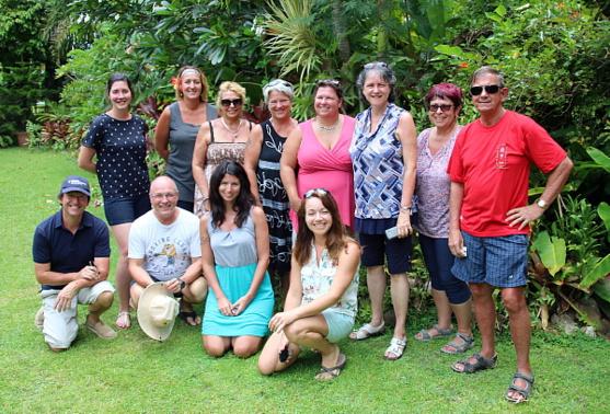Éductour aux îles Cook avec Tours Chanteclerc : arrêt sur images