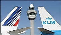 Air France KLM : nommée 'compagnie aérienne de l'année 2005' par le magazine Air Travel World