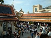 L'amour s'empare de Bangkok.
