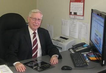 Michel Mordret , Directeur, ventes & marketing  Autobus La Québécoise