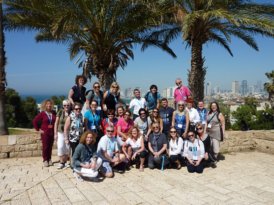 Des conseillers en voyages partent à la découverte d'Israël grâce à Transat