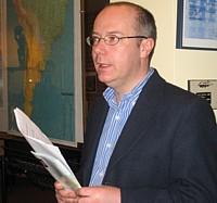 Christophe Trognon, président de Loc'appart
