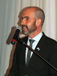 Ziv Nevo Kulman - consul général d'Israël à Montréal