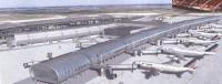 Le terminal 2E de Roissy CDG sera rasé et reconstruit.