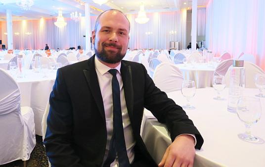 Patrick Corriveau, directeur des ventes du Groupe de Voyages Sunwing au Québec
