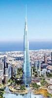 Toujours plus haut, Dubaï construit une tour de plus de 700 mètres