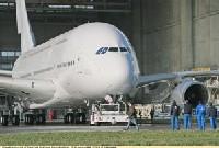 Le lancement du Airbus A380 , retardé.