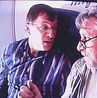 Louis Gosselin et J-P Kerten