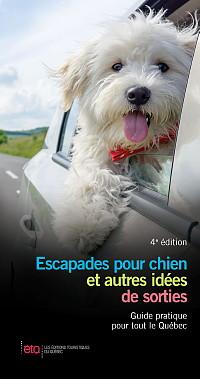 Lancement de la 4e édition d'un guide touristique unique pour les propriétaires de chien