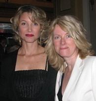 Caroline Putnoki, d'Atout France et Diane Audet d'Air France