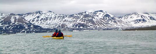 Kayak en option