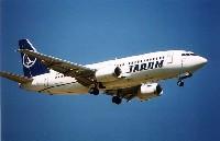 La compagnie aérienne Tarom dans le réseau Sky Team