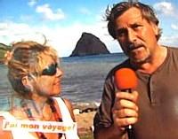 Évelyne Cassis et Jean-Pierre Kerten