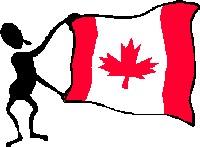 Les mots ' Canada' et ' terrorisme' s'affichent en couple.