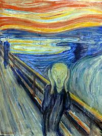 Le Cri, d'Edvard Munch