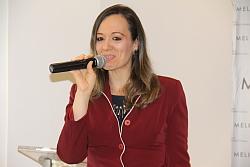 Sabrina Lavrado, directrice ventes internationales pour le Gran Melia Nacional Rio de Janeiro