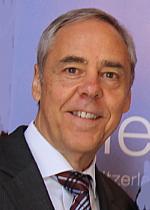 Urs Eberhard, directeur des marchés de Suisse Tourisme