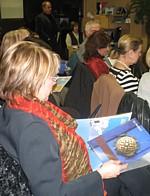 Les participants ont pu découvrir plus à fond les particularités de la nouvelle brochure Méditerranée.